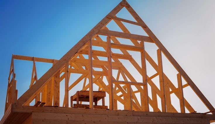 decoración casa de madera